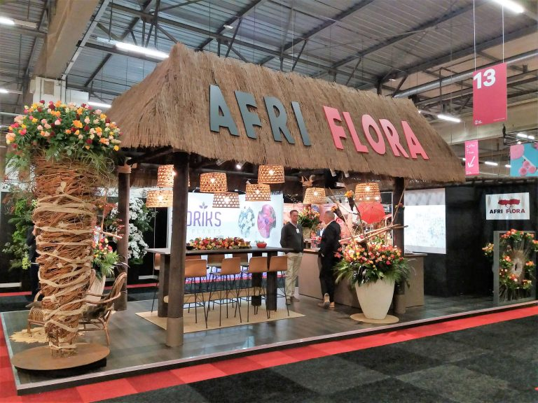 Afriflora Sher Trade Fair 2018