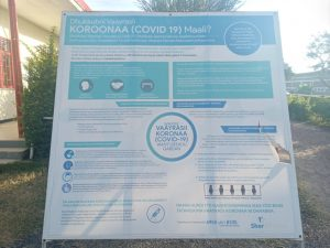 , Afriflora / Sher launches COVID-19 awareness campaign in Ziway and surrounding areas